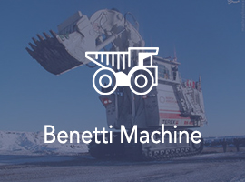 Benetti Machine (بنتی ماشین)
